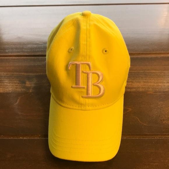 Tampa Bay Rays Toddler Baseball Hat NWT